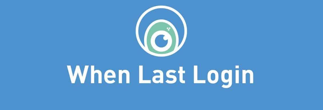 When Last Login