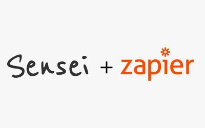 Sensei LMS And Zapier