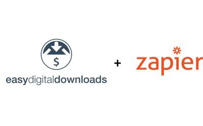 Easy Digital Downloads and Zapier