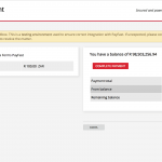 Caldera Forms PayFast checkout for once off payment