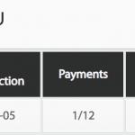 sandbox recurring payment created