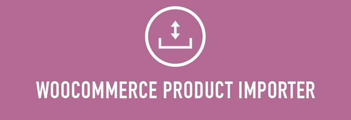 WooCommerce Product Importer