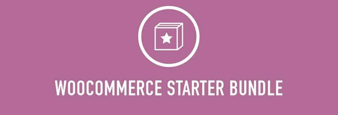 WooCommerce Starter Bundle