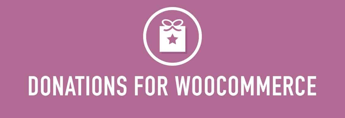 Donations For WooCommerce (pre-order)